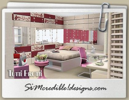 Pinterest the world s catalog of ideas for Sims 3 master bedroom ideas