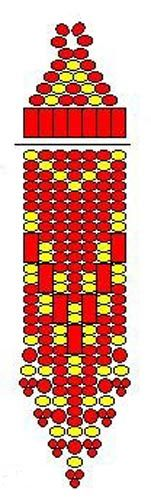 Bead Earrings** ~ Earrings diagram (2 of 2)