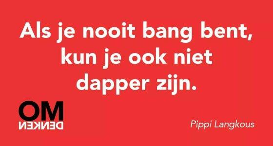 Een mooie uitspraak van Pippi Langkous