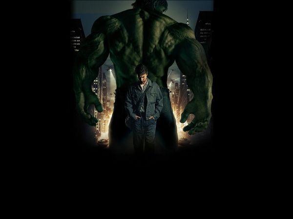 Bruce Banner and The Hulk (Edward Norton)