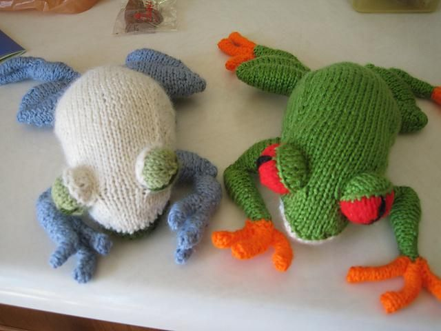 Wool Projects Frogs Patterns Patterns Kid