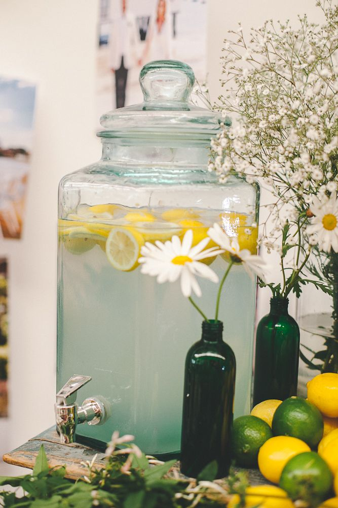 Lemonade Stand for your wedding day at Watsons Bay Boutique Hotel