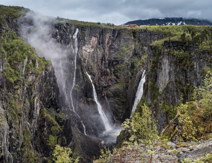 Vøringsfossen by Sigurd Rage on 500px