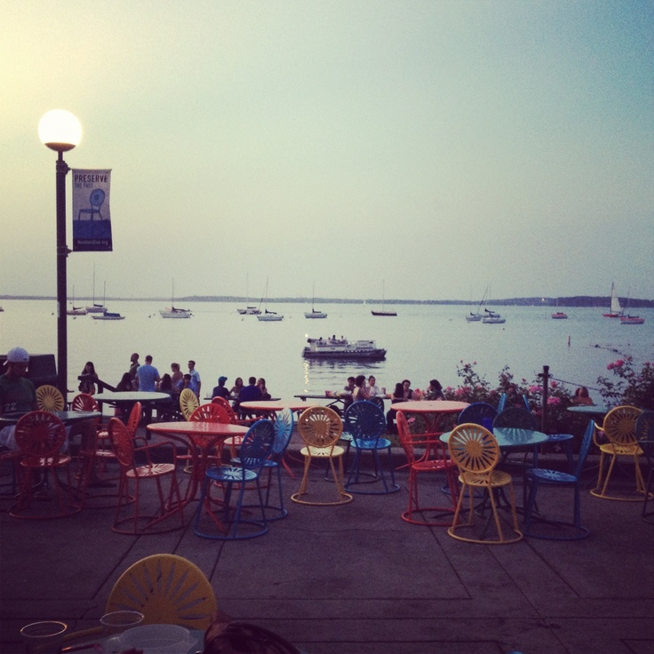 17 best images about madison wi on pinterest the old for The terrace madison wi