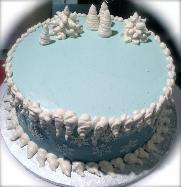 ... Cakes on Pinterest  Petal cake, Birthday cakes and Simple birthday