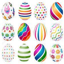 Resultado de imagen para imagenes de huevos de pascua decorados