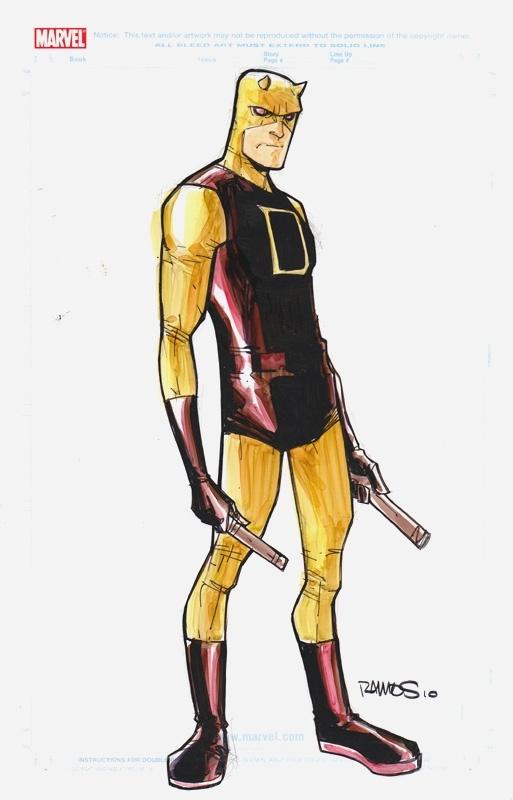 Daredevil by Humberto Ramos