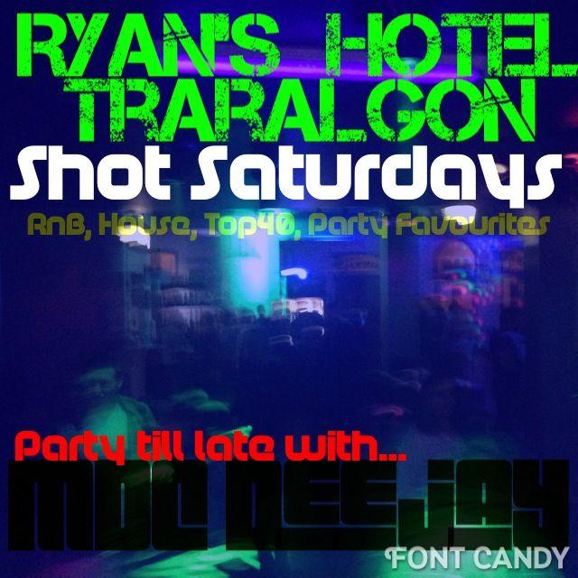 Weekend @Ryan Schroeder hotel