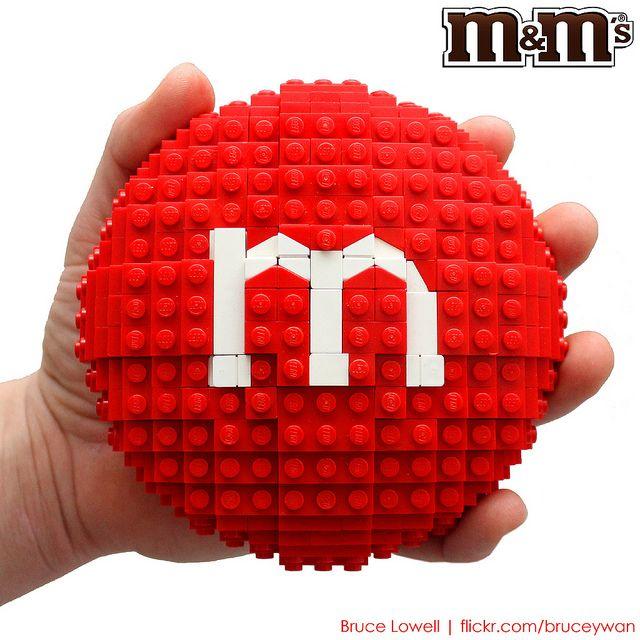 LEGO MANIA  by bruce lowell