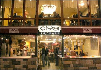 Ciya Sofrasi Restaurant, Istanbul, Turkey