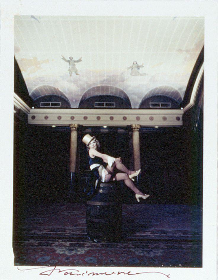 Yamasuma #Morimura, Marlene, 1999, Polaroid, 10x15 cm, courtesy of Collezione Malerba http://www.arteprima.org/dalla-fotografia-allimmagine-digitale-storia-linguaggi-mercato/  #workshop #fotografia #artecontemporanea #milano