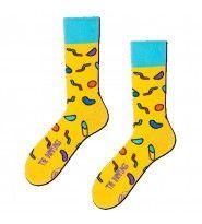 Many Mornings Invaders sokken
