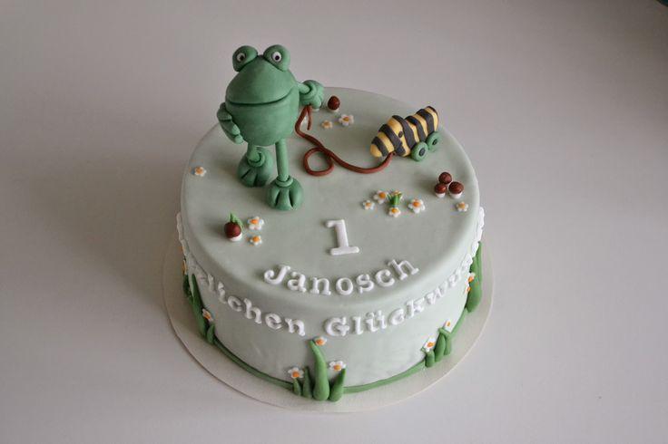 Torte für Janosch