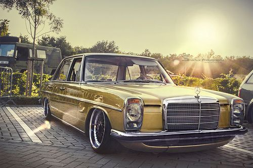 Mercedes-Benz | Old but Gold...
