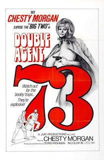kocham dziwne kino: Double Agent 73 (1974)