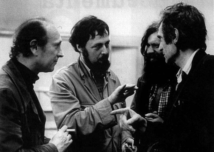 Harald Szeemann, Jacques Caumont, Marcel Broodthaers,  Documenta 5, Kassel, 1972