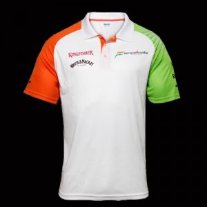 Reebok Force India Jersey