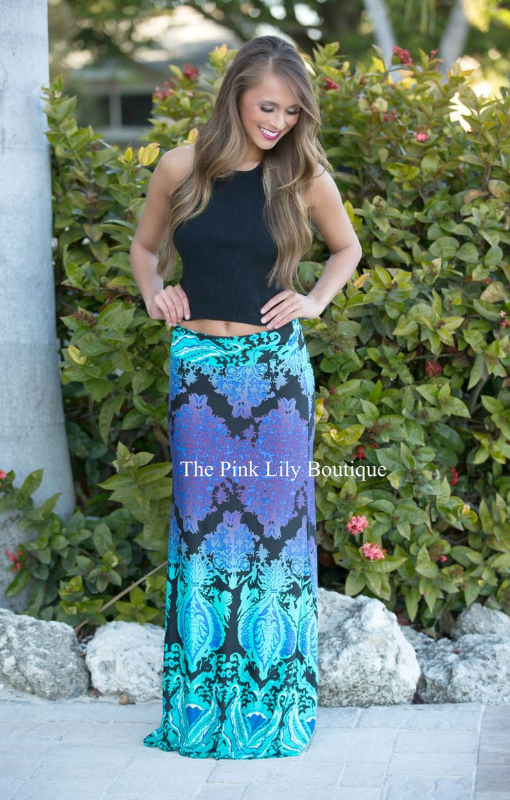 Our Wild Child Maxi Skirt wild make any day feel like an adventure!
