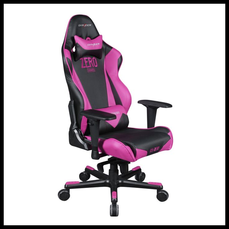 Racing Chair Pink Color For Girls Insubcontinent