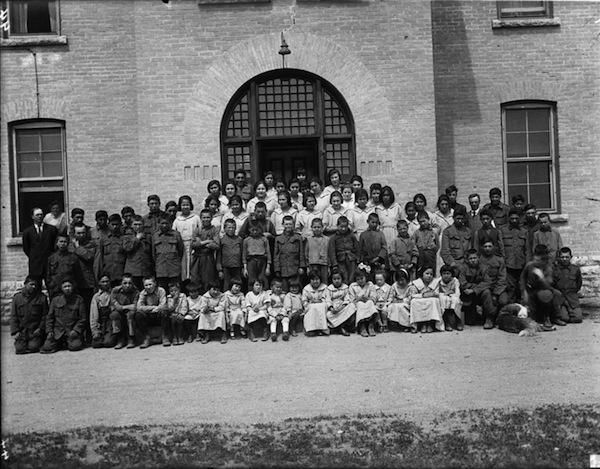 """aboriginal residential schools canada essay Residential school survivor lorna who was the second aboriginal judge to be appointed in canada in """"if stephen harper's apology for residential schools is."""