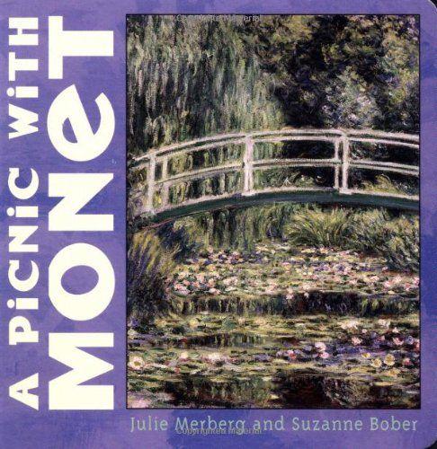 A Picnic with Monet (Mini Masters) by Julie Merberg http://www.amazon.com/dp/0811840468/ref=cm_sw_r_pi_dp_-SH-tb0BPD99R
