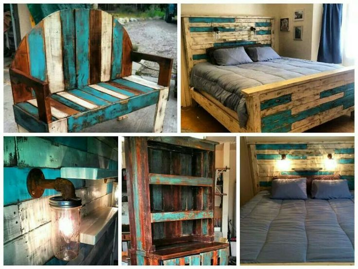 Pallet upcycling. | Decor dacor | Pinterest