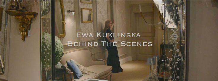 Sesja Ewy Kuklińskiej we wnętrzach projektantki Doroty Kowalczyk
