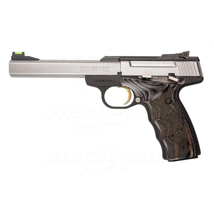 Browning Buck Mark Stainless UDX - Sportpistole .22lr