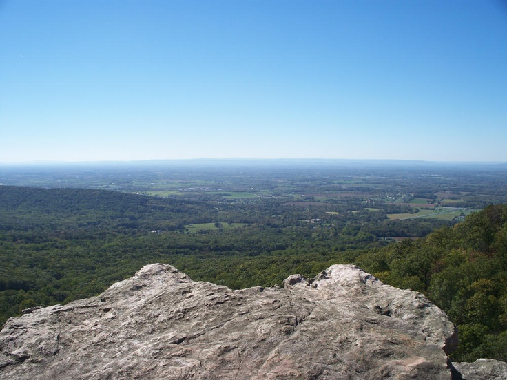Appalachian Trail, Annapolis Rocks