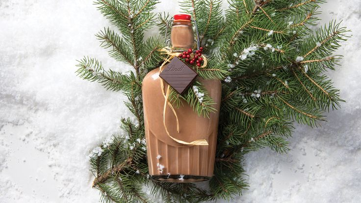 This delicious dark chocolate-infused drink only takes minutes to make