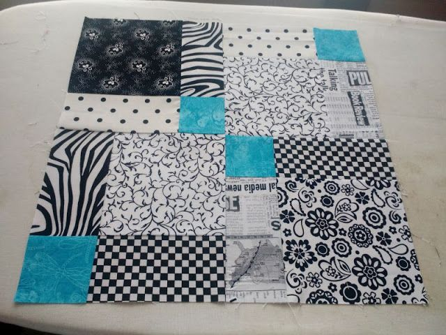 Kat & Cat Quilts: Disappearing Nine Patch Block Drive