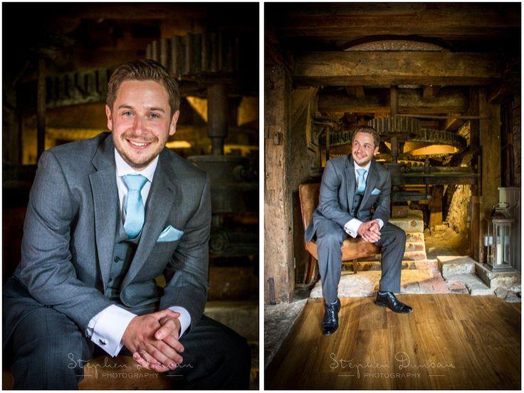groom at sopley mill