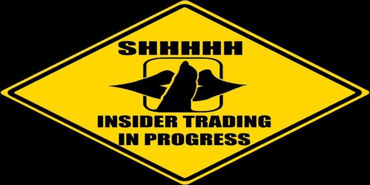 Insider Trading tra la BCE, le banche e alcuni hedge fund?