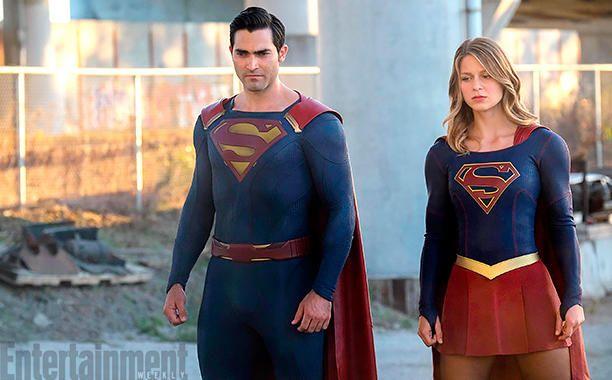 Supergirl – Heroína terá que lidar com a popularidade do Superman! - Legião dos…
