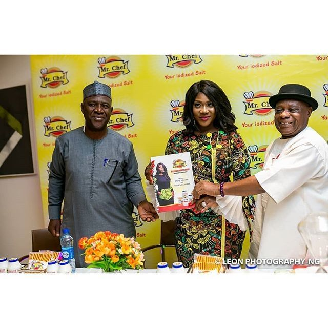 "Welcome to MyCookery Zone Food Media| Nollywood actress Mercy Johnson Okojie announces her  partnership with Mr Chef Salt.  Popular Nigerian act Mercy Johnson Okojie is now an ambassador of  renowned salt brand  Mr Chef.  She took to her page to declare this known to the general public. ""from @mercyjohnsonokojie -  I am Mercy Johnson Okojie and today I am officially announcing my  partnership with Mr Chef as the brand ambassador. Over the past few  months I have come to learn more about the…"
