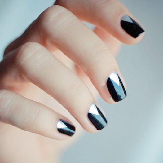 Hermosas uñas de lunes #Belleza #Mujeres #Uñas #Maquillaje