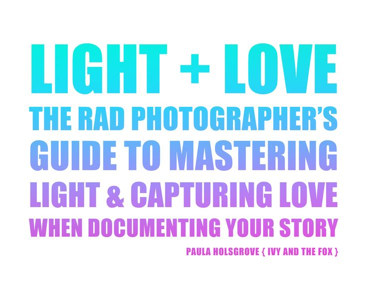 Kick-ass photo training for peeps who just wanna learn how to take totally rad photos of their daily lives with ANY camera // LEARN TO TAKE BETTER PHOTOS http://ivyandthefox.com.au/light-and-love/