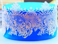 Silicone cake lace mat, lace mat, cake lace, silicone mold, silicone lace mat, Free worldwide shipping
