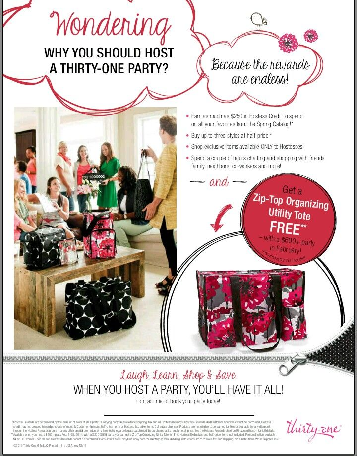 2014 Thirty-One November Special