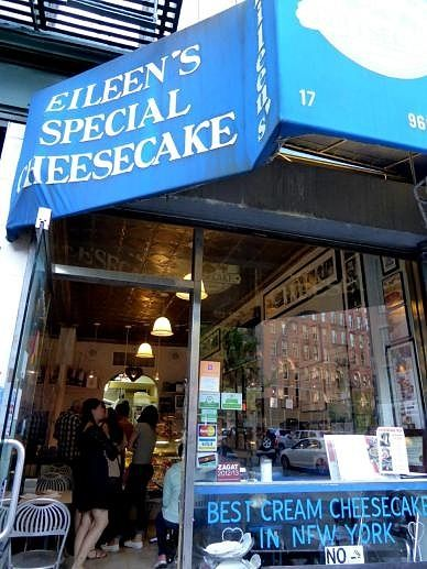 New York 2015 – Eileen's Special Cheesecake: Find there the best cheesecake of New York City. It is definitely the best.