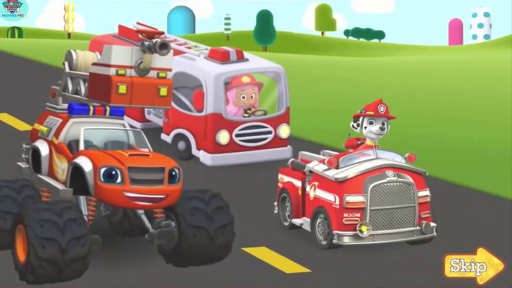 Paw Patrol Full Episodes   Games Nickelodeon ✔ Paw Patrol Cartoon   Game...
