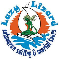 The Lazy Lizard Catamaran, Playa Flamingo, Guanacaste, Costa Rica.