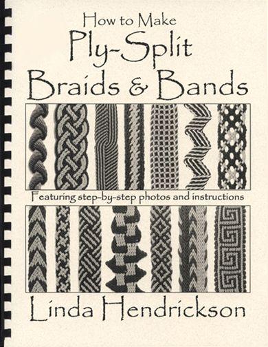 How to Make Ply-Split Braids & Bands | Linda Hendrickson