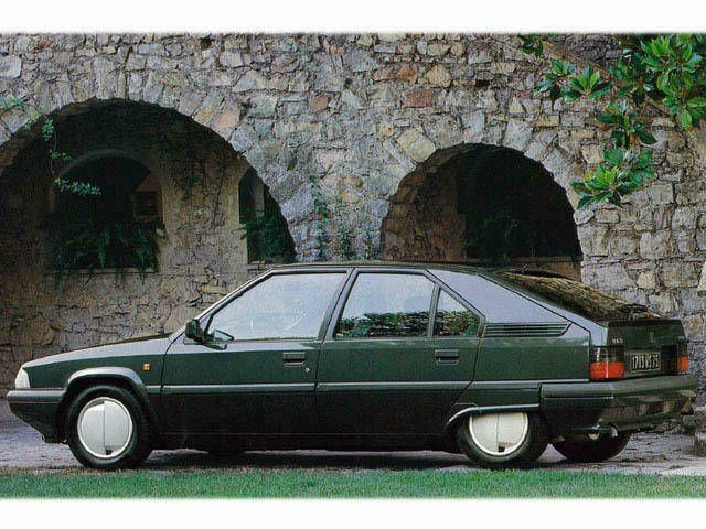 Citroen BX - Actually, it was my first car
