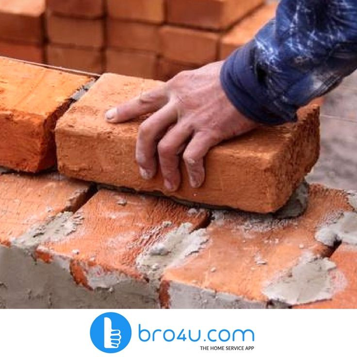 Masonry works in Bangalore is made easy with Bro4u introducing the professional masons in Bangalore at one place. #bro4u #masonry #works #fabrication #bangalore #home_services