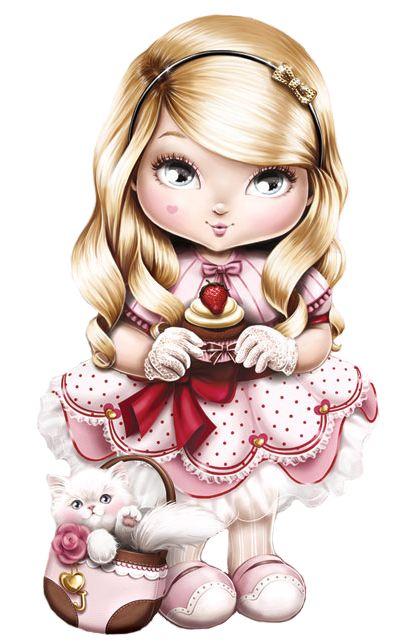 Jolie Tilibra | Jolie - Tilibra - novas versões da bonequinha.