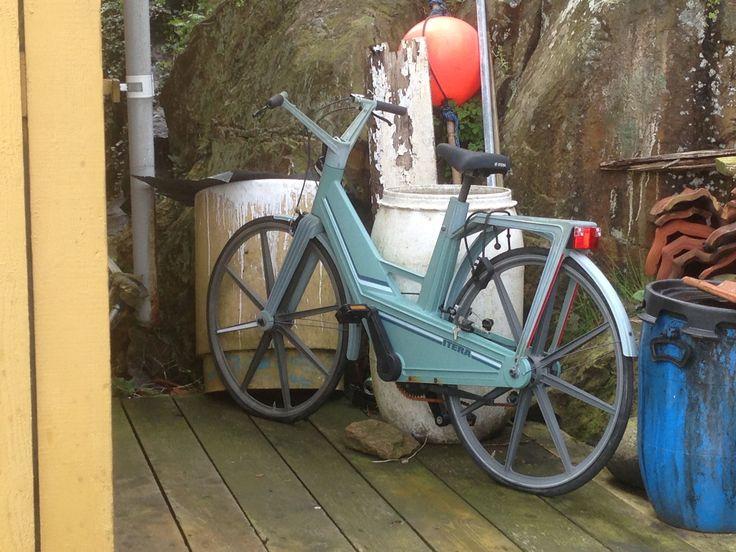 Itera bike. Seen in Grundsund, Sweden