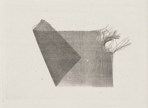 William H.F. Talbot: Art Stuff, Art Gallery, Abstract Art, Texture, 1852 58 Beat, Crossed Muslin, William Henry Fox Talbot