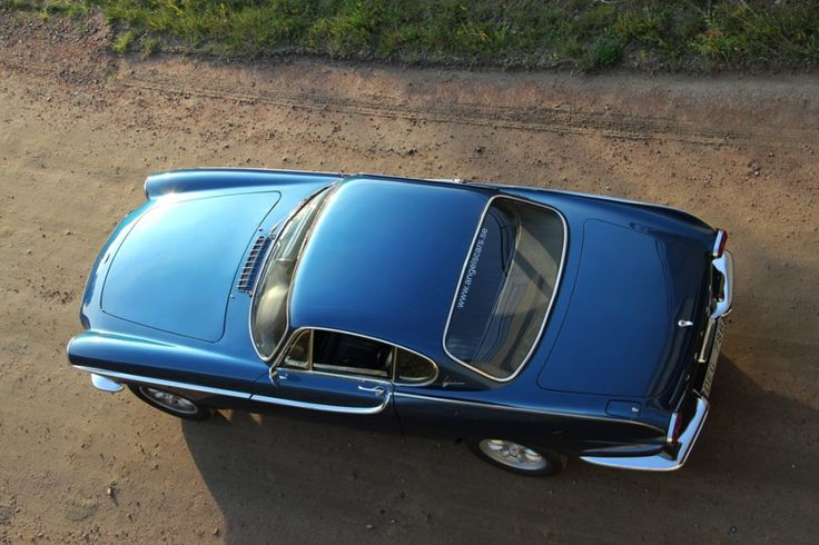 Volvo P 1800 (1960-1972)
