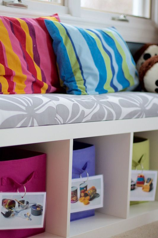 Interested in knowing how a professional organizer uses labels in her own home?  Check out this article with a list of ways to label everything in and around your home!